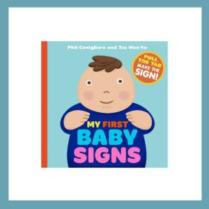 My First Baby Signs Children's Book