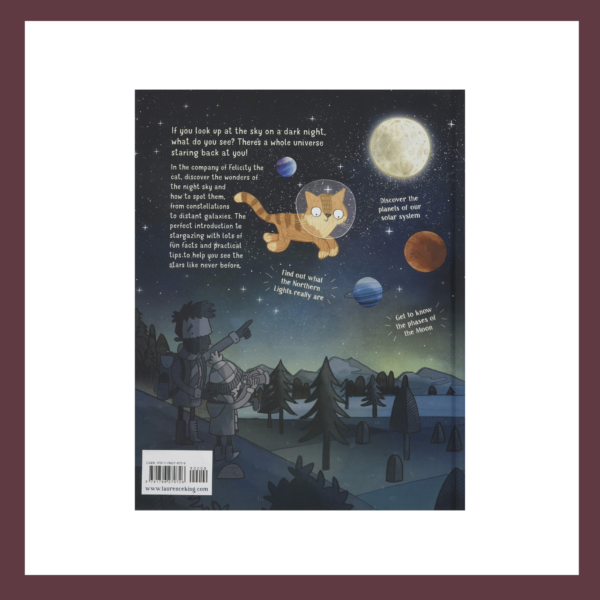 A Cat's Guide to the Night Sky Children's Book at The Children's Bookstore