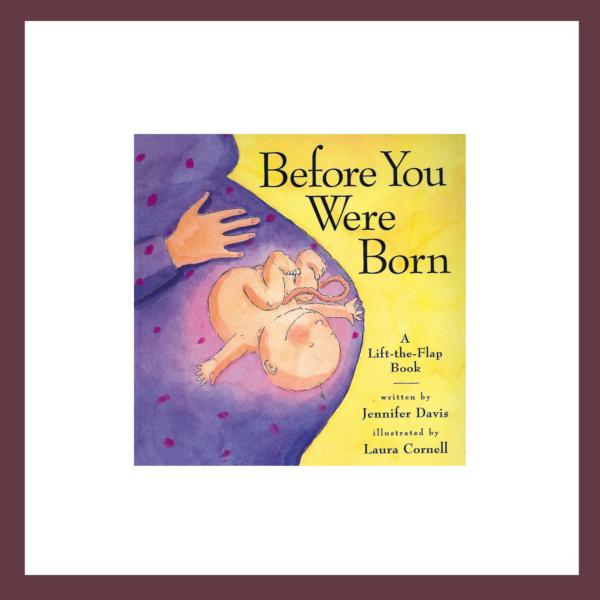 Before You Were Born Children's Book at The Children's Bookstore