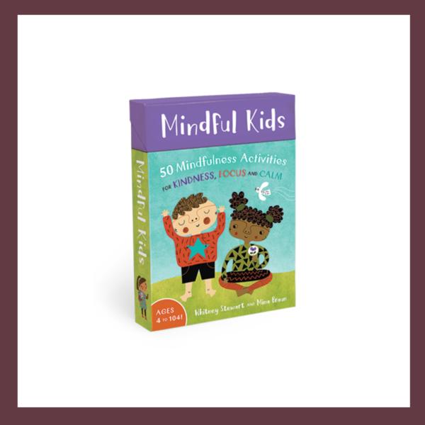 Mindful Kids Children's Activity Deck at The Children's Bookstore
