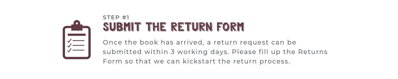 The Children's Bookstore Flexible Return Policy of Children's Books