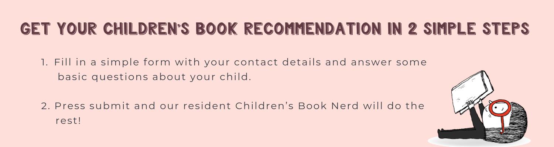 Children's Book Recommendation at The Children's Bookstore
