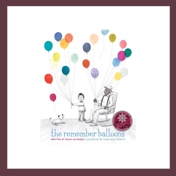 Remember Balloons Children's Book at The Children's Bookstore