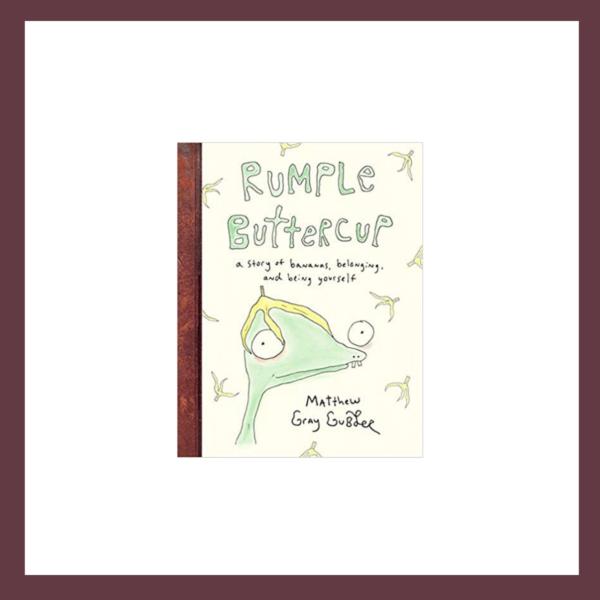 Rumple Buttercup Children's Book at The Children's Bookstore