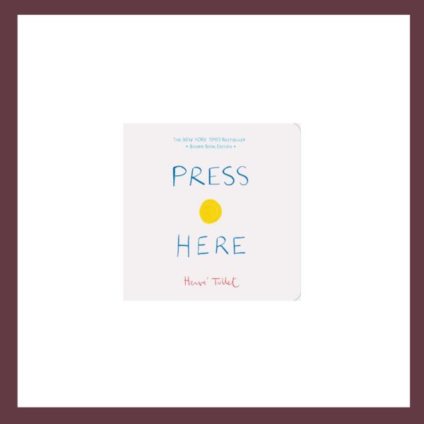Press Here Herve Tullet