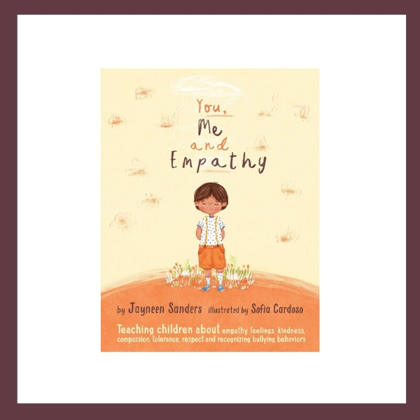 You, Me and Empathy Children's Book
