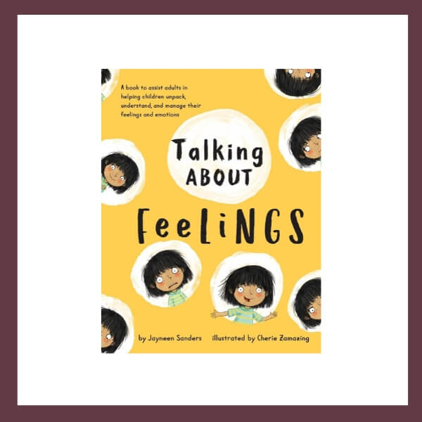 Talking About Feelings Children's Book