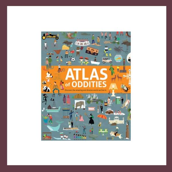 Atlas of Oddities Children's Book