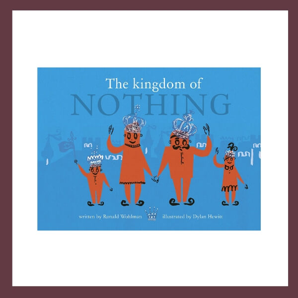 The Kingdom of Nothing Children's Book