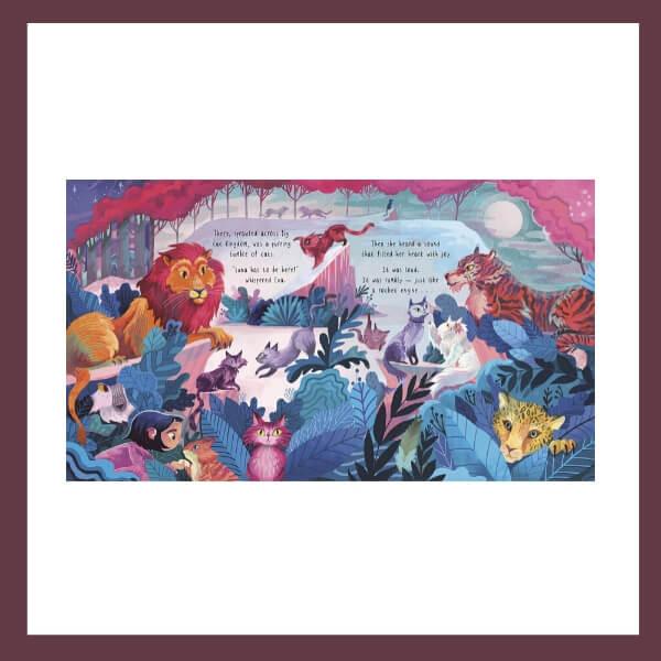 The Moonlight Zoo Children's Book