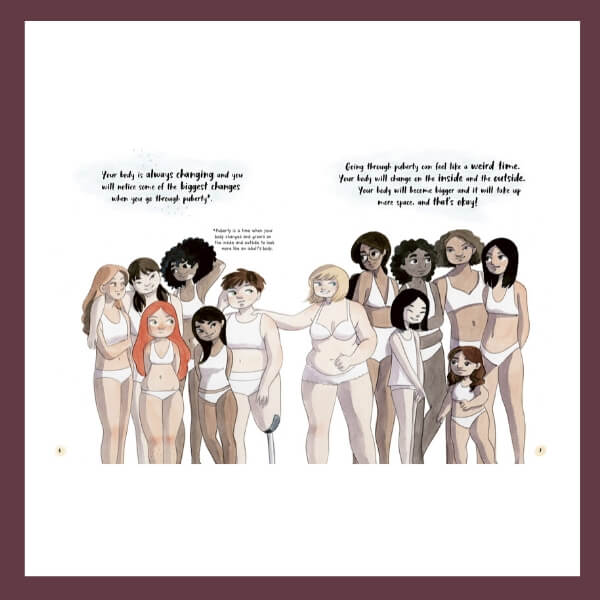 Love Your Body Children's Book