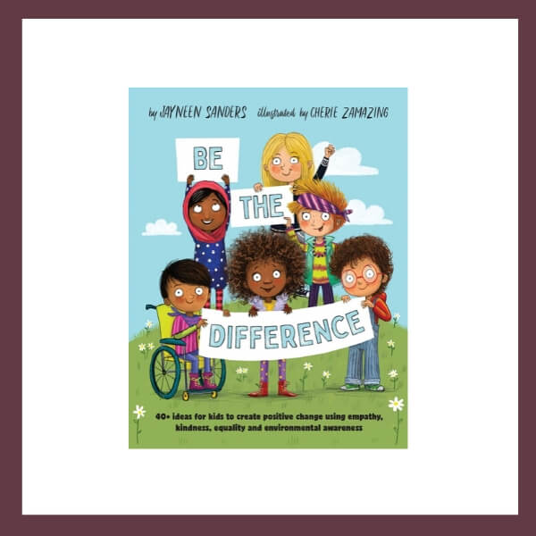 Be The Difference Children's Book
