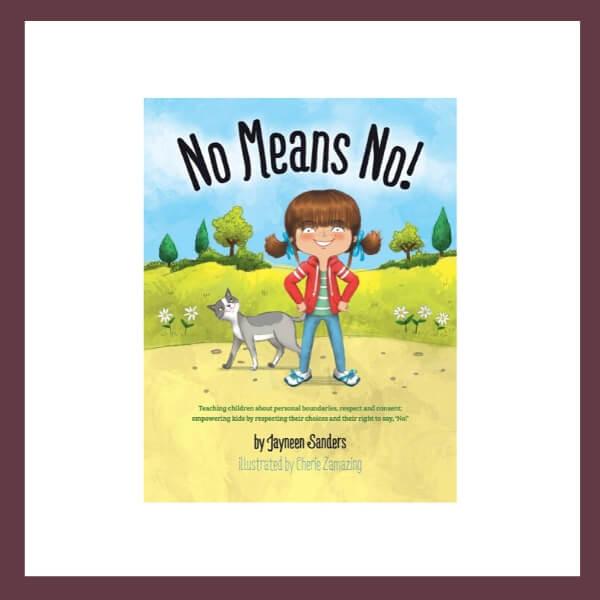 No Means No Children's Book