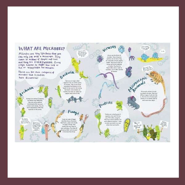 Gut Garden Children's Book