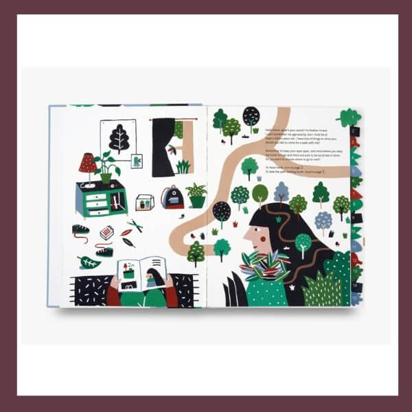 Through the Forest Children's Book