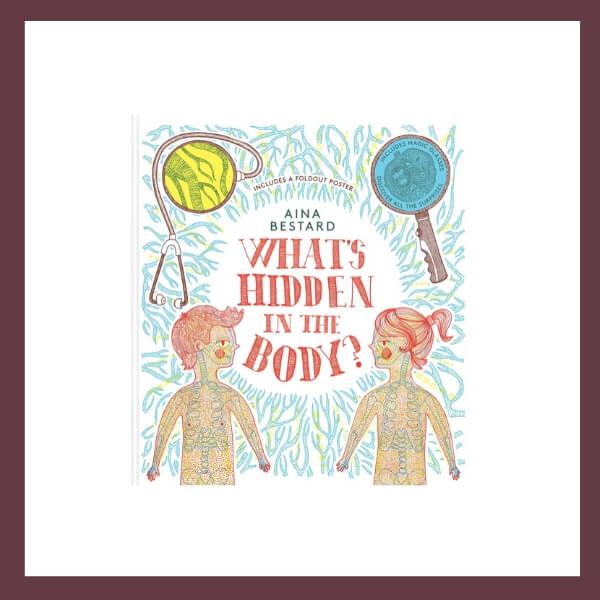 What's Hidden In The Body Children's Book