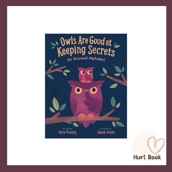 Owls Are Good at Keeping Secretes (2)