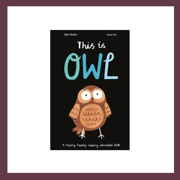 This is Owl Children's Book