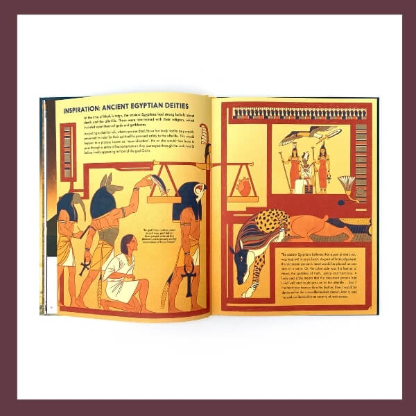 Ancient Wonders Children's Book