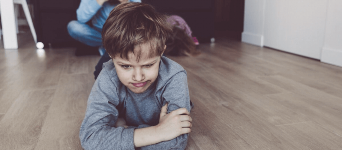 What To Do When Your Child Makes a Mistake