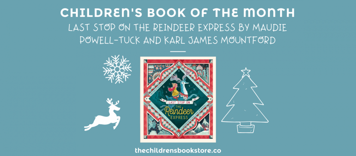 Children's Book of the Month for December