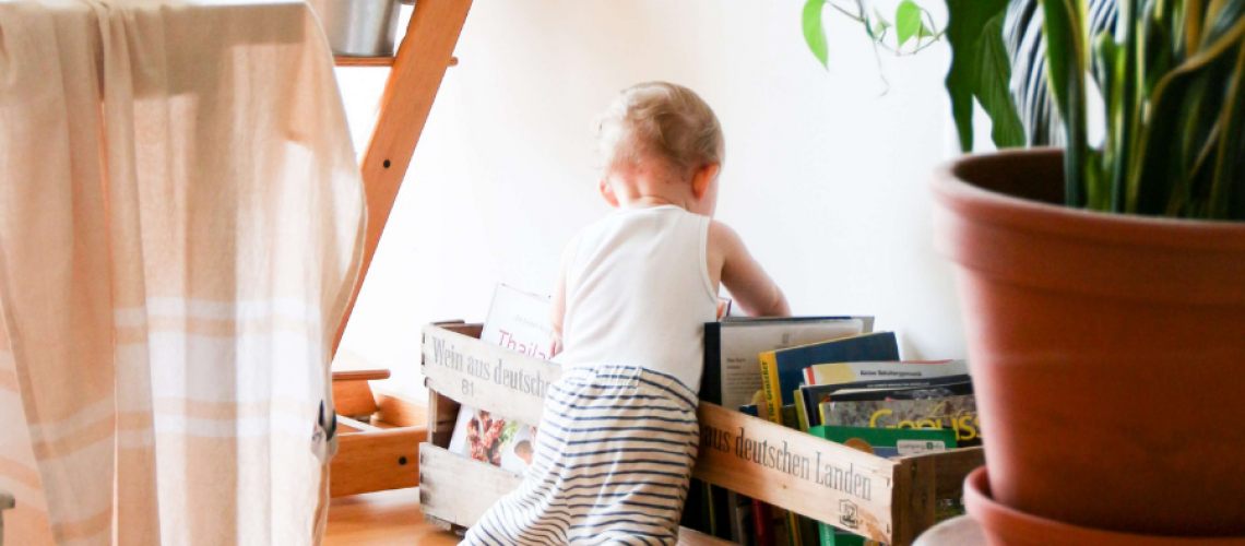 Does your child love children's books?